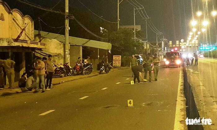 Người nổ súng vụ thanh niên 'đi bão' tử vong là phó công an phường