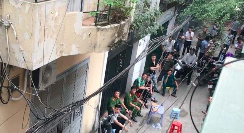 Hà Nội: Bắt được nghi phạm sát hại nữ sinh viên Đại học Sân khấu Điện ảnh