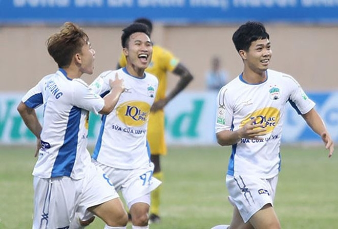 CLB  HAGL có trận hòa 2-2 trước đội bóng của HLV Miura