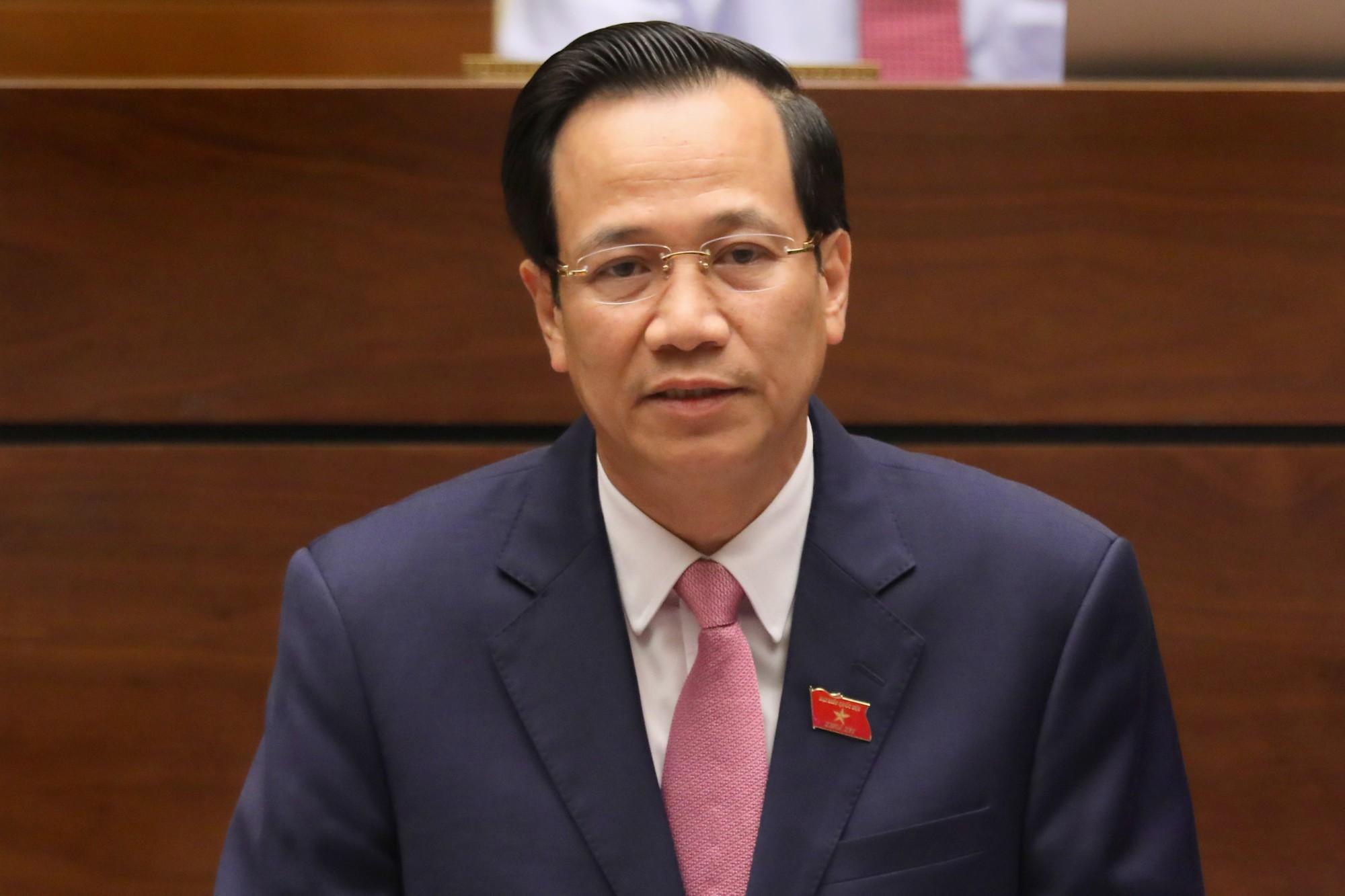Bộ trưởng Đào Ngọc Dung bật mí gọi điện cho Viện trưởng VKSND Tối cao vụ Nguyễn Khắc Thủy