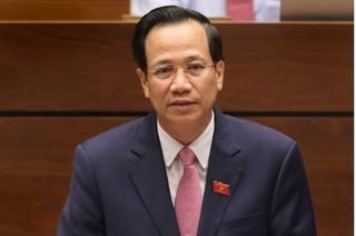 Bộ trưởng Đào Ngọc Dung 'bật mí' gọi điện cho Viện trưởng VKSND Tối cao vụ Nguyễn Khắc Thủy