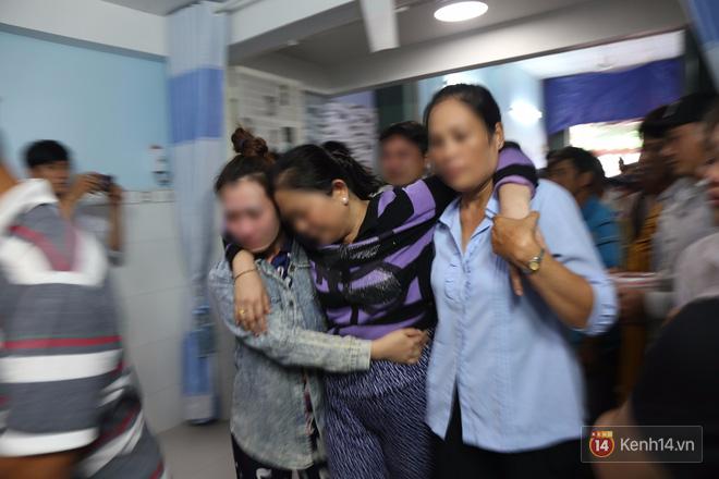Vụ sát hại cô gái trẻ, phi tang xác: Chồng sắp cưới tuyệt vọng gào khóc