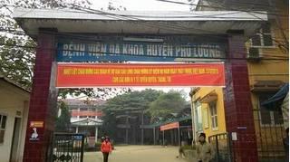Thái Nguyên: Người đàn ông tử vong bất thường trong nhà vệ sinh bệnh viện