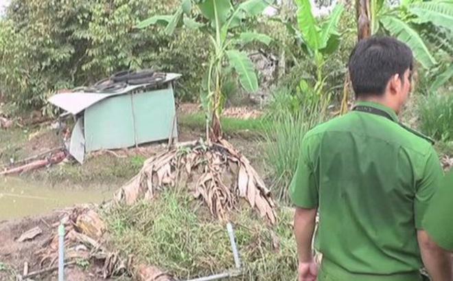 Sửa máy bơm nước, hai cha con bị điện giật tử vong thương tâm