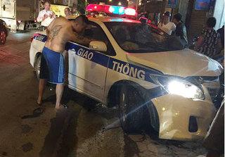 Vụ xe CSGT gây tai nạn chết người: Nạn nhân là quân nhân