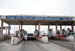 Hà Nội đề nghị 'xóa sổ' trạm BOT Bắc Thăng Long - Nội Bài