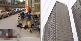 Người đàn ông nhảy lầu tự tử còn làm 2 người đi đường chết theo
