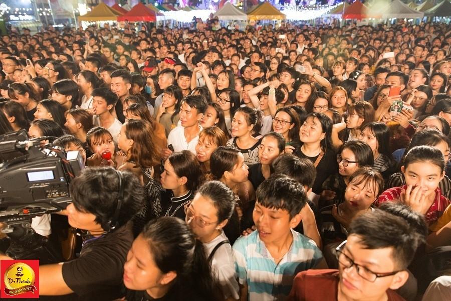 Lễ hội được đầu tư quy mô và hoành tráng