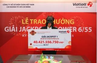 Nữ nhân viên ngân hàng nghỉ việc ngay lập tức khi trúng Vietlott hơn 40 tỷ