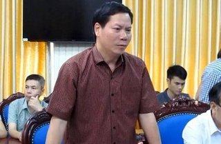 Nguyên giám đốc BVĐK Hòa Bình Trương Quý Dương về nước