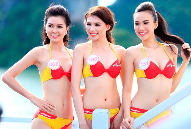 Cục NTBD, bỏ phần áo tắm trong cuộc thi hoa hậu
