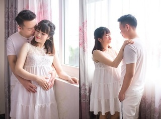 Tặng vợ bầu quà sinh nhật gây 'bão' MXH, người chồng bật mí cách giữ 'lửa' hôn nhân