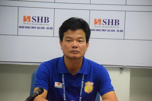Thua SHB Đà Nẵng, Nam Định quyết sống chết với Sài Gòn