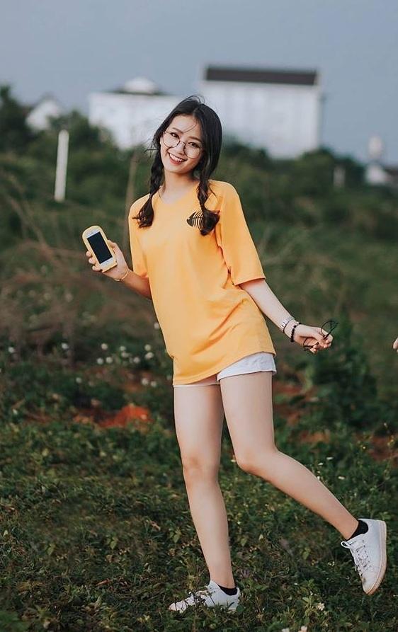 Loạt ảnh đời thường của nữ sinh Đắk Nông bị khóa Facebook4