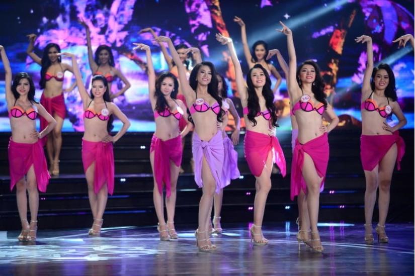Có nên bỏ phần thi bikini trong các cuộc thi sắc đẹp tại Việt Nam 4