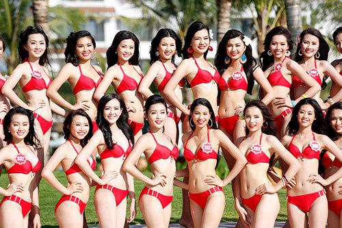 Có nên bỏ phần thi bikini trong các cuộc thi sắc đẹp tại Việt Nam