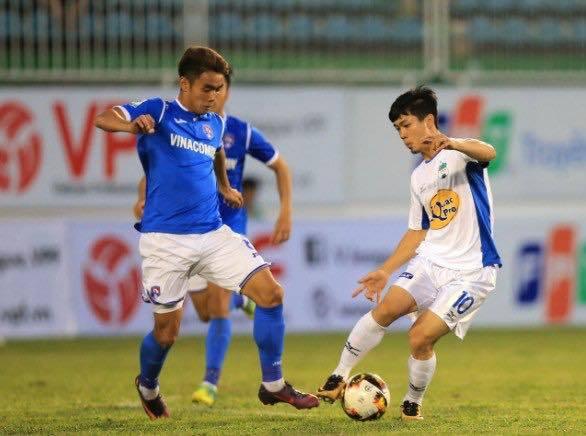CLB HAGL có trận thua đậm trước Than Quảng Ninh