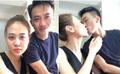 Cường Đô la gọi Đàm Thu Trang là vợ, công khai hôn nhau trong livestream
