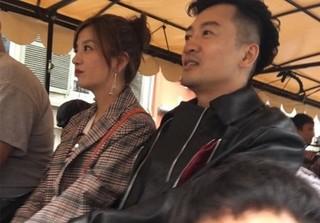 Fan nức lòng khi thấy 'Tiểu Yến Tử' Triệu Vy thân thiết bên 'Ngũ A Ca' Tô Hữu Bằng