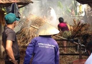 'Làng cháy' ở Nghệ An lại bốc hỏa, hơn 2 năm vẫn chưa tìm ra nguyên nhân