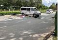 Ô tô 7 chỗ va chạm với xe 16 chỗ khiến một bé trai tử vong, nhiều người bị thương
