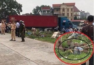 Hải Dương: Thi thể người đàn ông tử vong bên quốc lộ là tài xế taxi, nghi bị sát hại