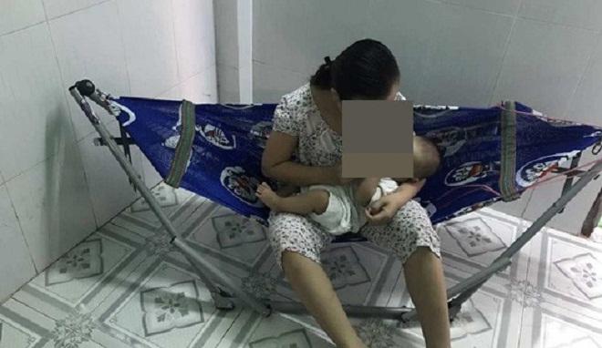 Trung úy công an lừa tình đến có con, bị tố mượn tiền không trả