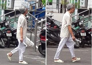 Người dân tung hình ảnh ông Nguyễn Khắc Thủy vẫn khỏe mạnh, hoãn thi hành án sẽ khó?