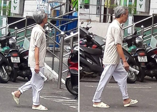 Người dân tung hình ảnh ông Nguyễn Khắc Thủy vẫn khỏe mạnh