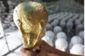 Hàng trăm Cup vàng World Cup sản xuất tại Hà Nội được xuất sang Nga