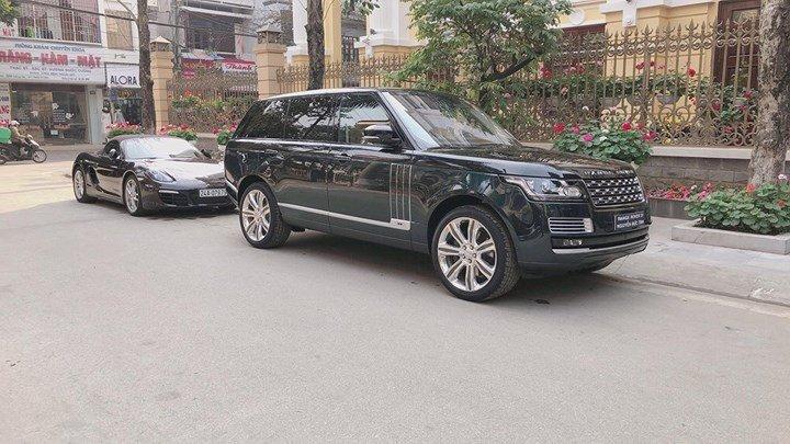 Range Rover 22 tỷ về tay đại gia Hải Phòng