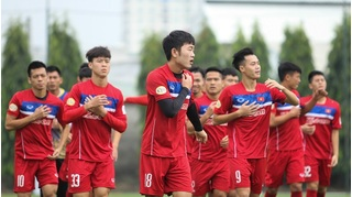Đội tuyển Việt Nam tập huấn tại Hàn Quốc và Qatar