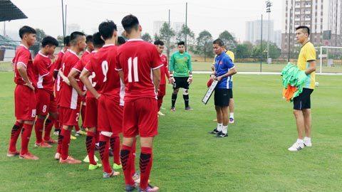 U19 Việt Nam tập trung chuẩn bị cho giải ĐNÁ