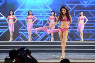 Hoa hậu Việt Nam 2018 vẫn có phần thi bikini