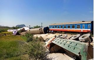 Kỷ luật, sa thải hàng loạt cán bộ đường sắt sau 4 vụ tai nạn