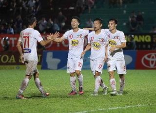 Đội hình CLB HAGL so tài cùng đương kim vô địch Quảng Nam?
