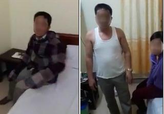Đề nghị cách chức trưởng Công an xã bị bắt quả tang ở trong nhà nghỉ với vợ bạn thân