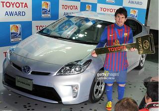 Top siêu xe cực đẹp của Messi đến các tỉ phú cũng phải mơ ước sở hữu