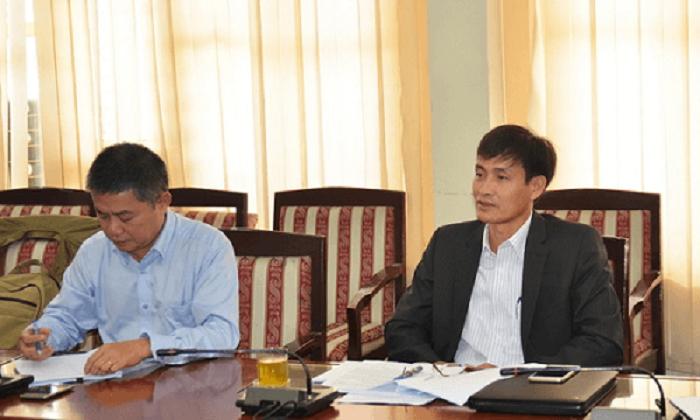 Vụ Thứ trưởng Trần Quý Kiên mua gom đất nông - lâm trường1