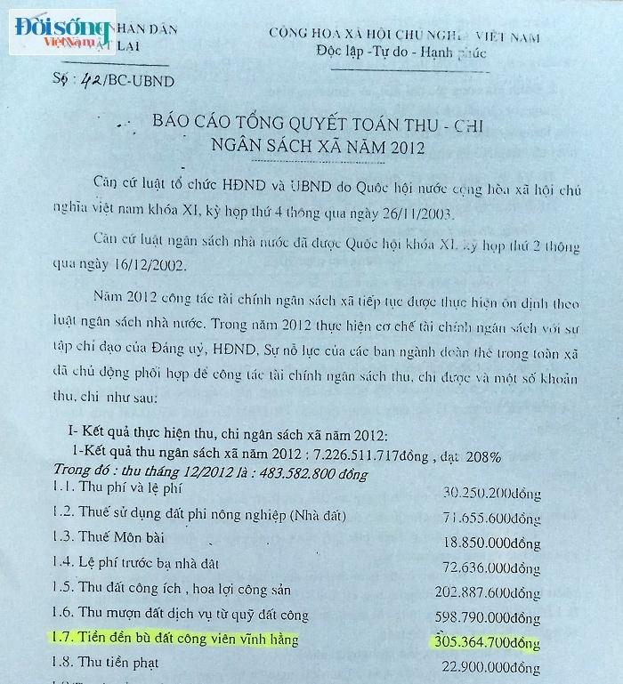 """Ba Vì - Hà Nội: Khi Kết luận nội dung tố cáo nói """"một nửa sự thật"""" ảnh 2"""