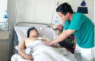 Nghệ An: Bác sỹ kể về giây phút 'nghẹt thở' cứu bệnh nhân bị đâm thấu tim