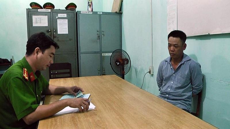 Bình Thuận: Nghi can cho tiền, xúi giục gây rối bị bắt giữ
