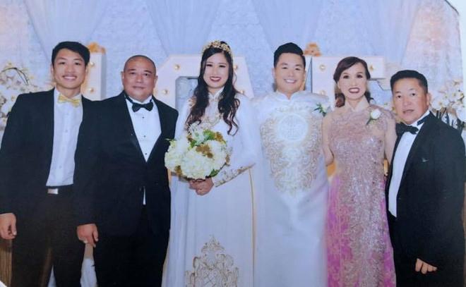 NSND Hồng Vân viết 'thư' gửi con gái khi không ở bên con trong ngày cưới
