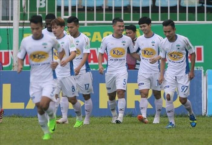 HAGL thua Quảng Nam 2-3