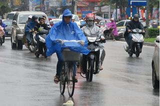 Dự báo thời tiết 14/6: Xuất hiện áp thấp nhiệt đới, Hà Nội mưa rào và dông