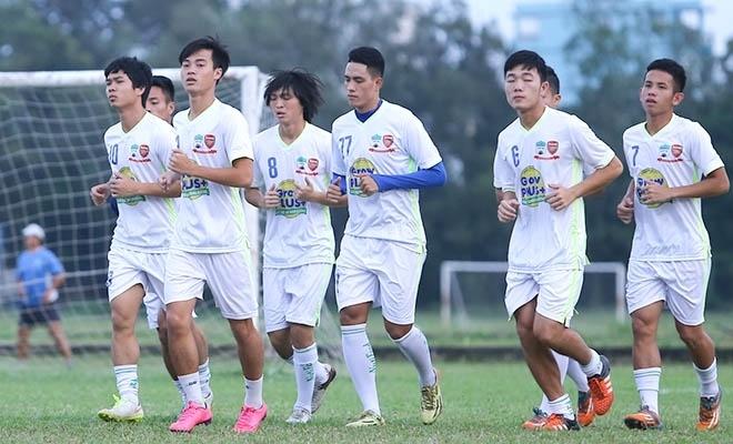 CLB HAGL có trận thua cay đắng trước Quảng Nam