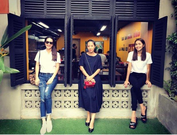 Vợ Anh Khoa xuất hiện cùng hội bạn thân Tăng Thanh Hà sau scandal của chồng