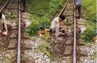 Thái Nguyên: Đi bộ sang đường sắt, người đàn ông bị tàu hỏa tông tử vong