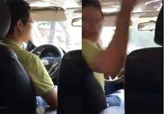 Tranh cãi nảy lửa về clip tài xế Grab chửi té tát nữ hành khách lên xe không chào mình