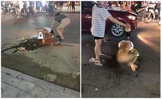 Báo cáo Bộ công an vụ cô gái bị lột đồ, đổ nước mắm lên người ở Thanh Hoá